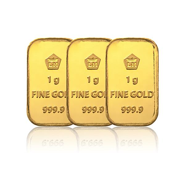 Logam Mulia Emas Batangan Ubs 1 Gram Fine Gold 9999 Bersertifikat