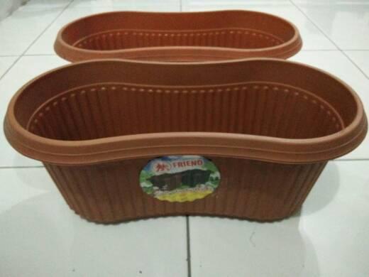Pot Oval Coklat Lazada Indonesia Source Pot Oval Putih Lazada Indonesia  Source Pot . 37137cb377