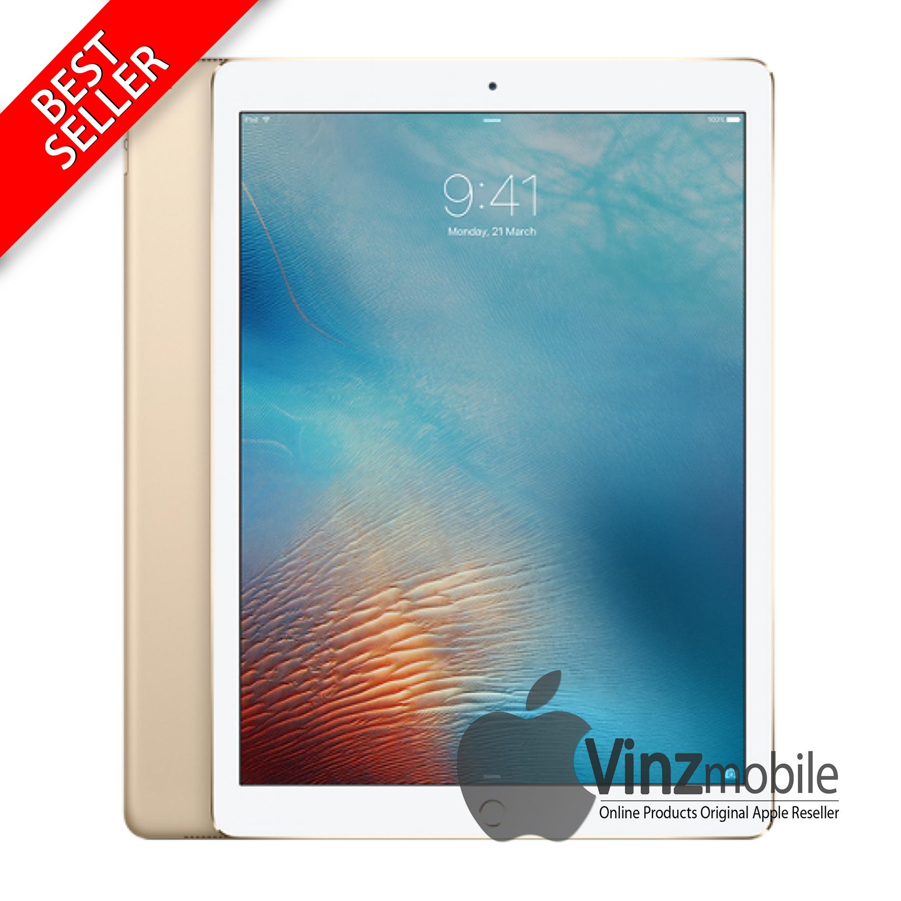 """Jual New iPad 6 9 7"""" Wifi ly 32GB 32 GB Gold Garansi 1 Tahun Vinz Mobile"""
