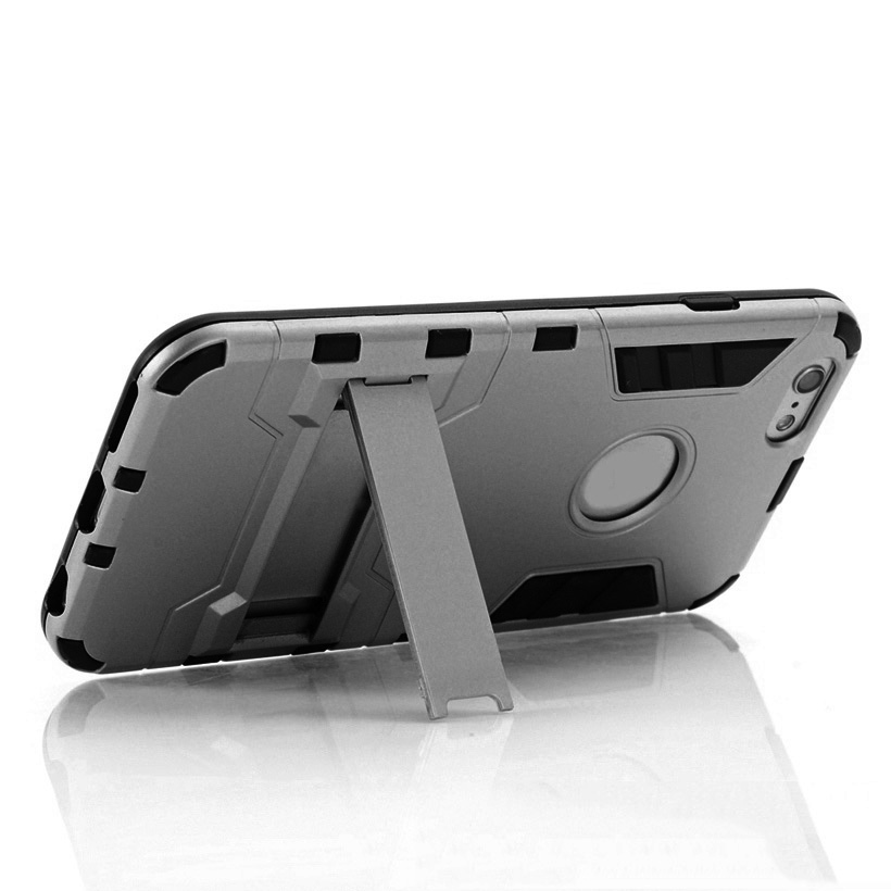 iPhone 5  5s Premium Anti Knock Slim Hybrid Rugged Armor Case