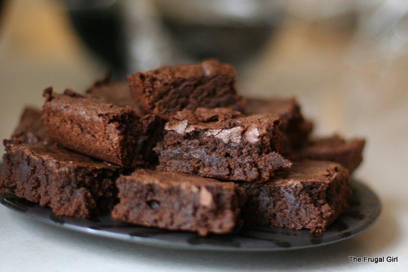 Unsweetened Bakers Chocolate Brownies