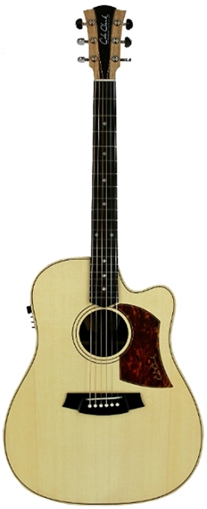 Gitar Akustik Elektrik Cole Clark Australia Fatlady Fl2ec-sre