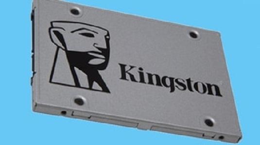 Kingston SSD SUV400 480GB. Garansi Resmi 3 Tahun