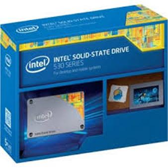 SSD- Intel - SSD 530 Series - Dale Crest 240 GB (2.5 IN - SATA 6 GB /