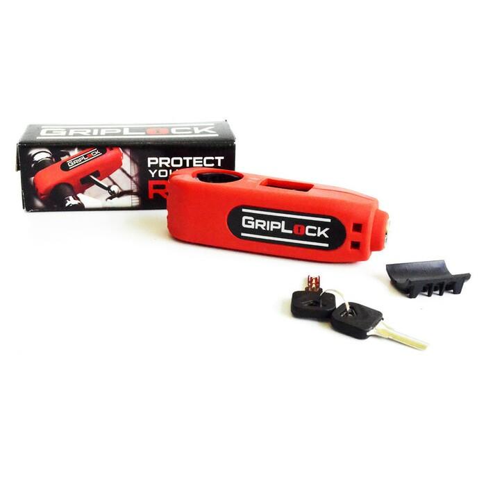 Motorcycle Lock Griplock / Kunci Khusus Motor