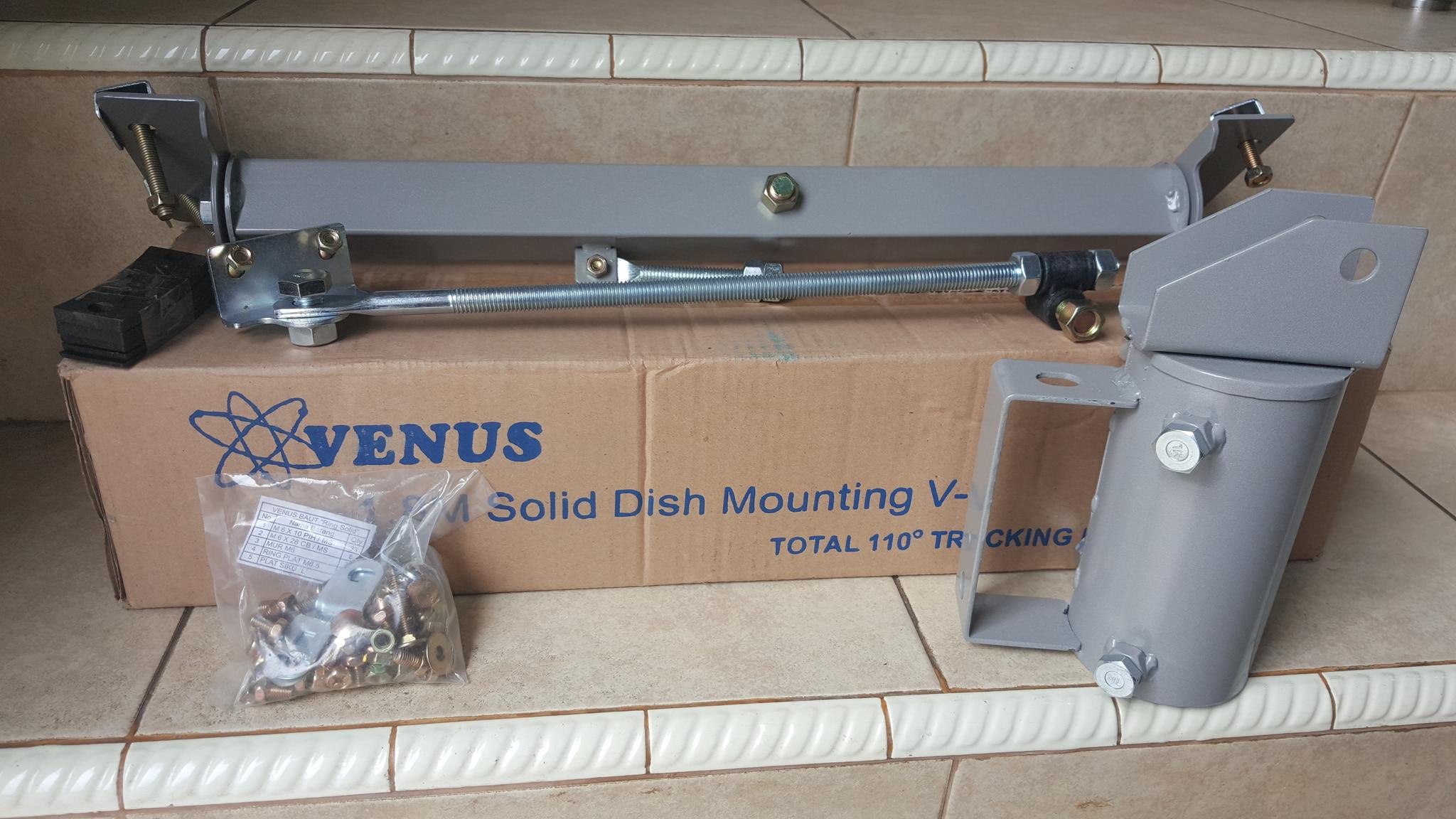 Mounting & Baut Utk Parabola 6 Feet Solid Venus