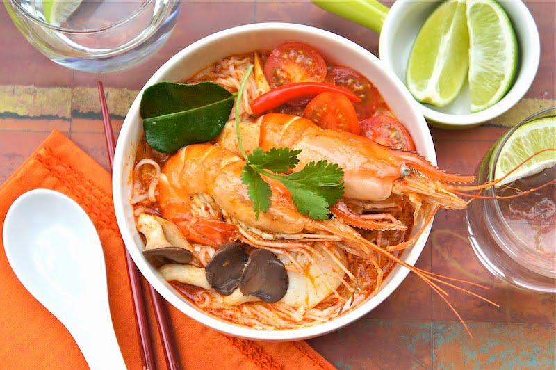 тайская кухня рецепты с фото в домашних