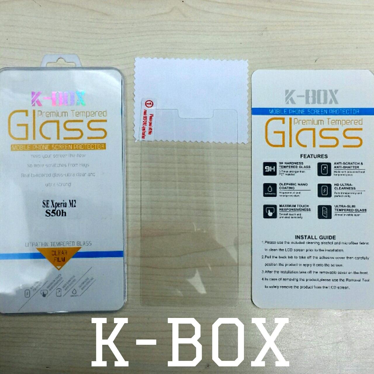 Jual Tempered Glass KboX For XiaoMi 3, XiaoMi 4, RedMi 1s , Murah -