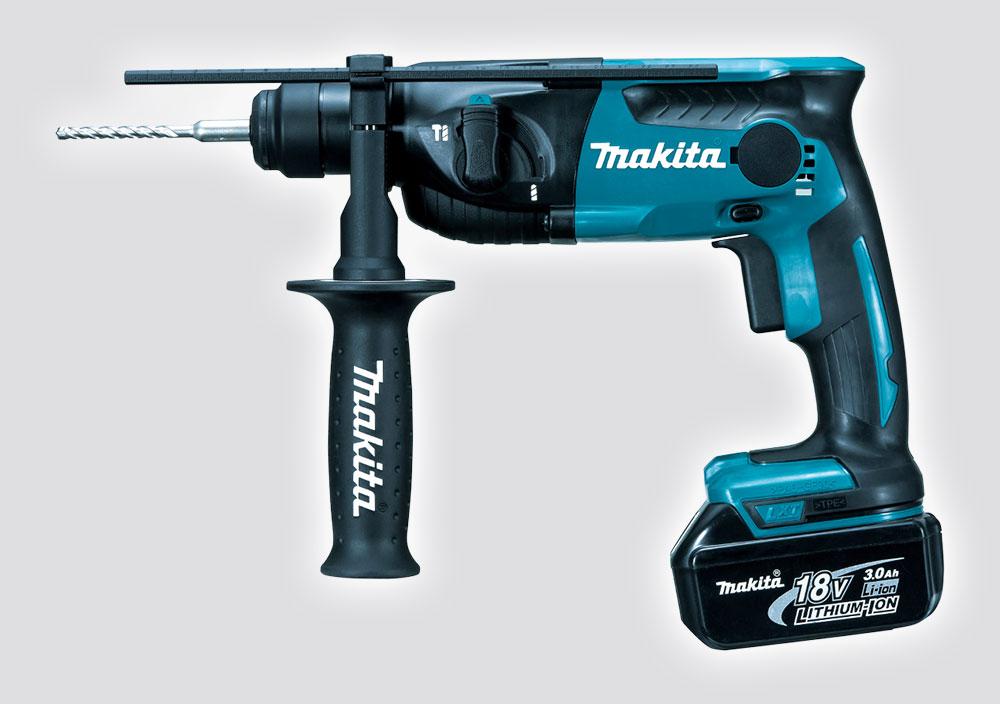 Makita DHR165 18V Cordless Rotary Hammer