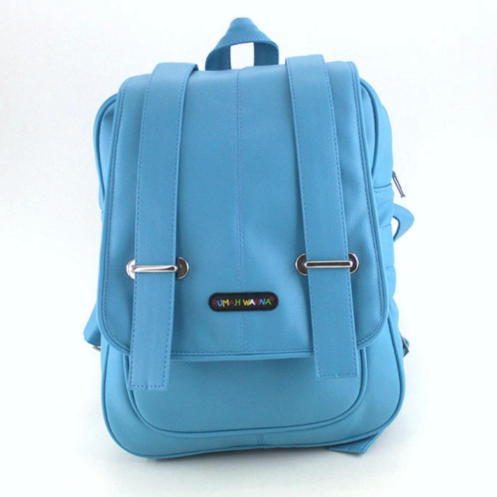 Real Polo Tas Ransel Kasual 6276 Backpack Daypack Biru Best Buy 6363 Hijau Free Bag Cover Jual Rumah Warna Jeaqueen Etnik Cantik Unik Tokopedia