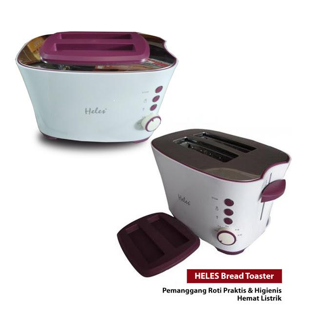 Heles Bread Toaster HLT - 202