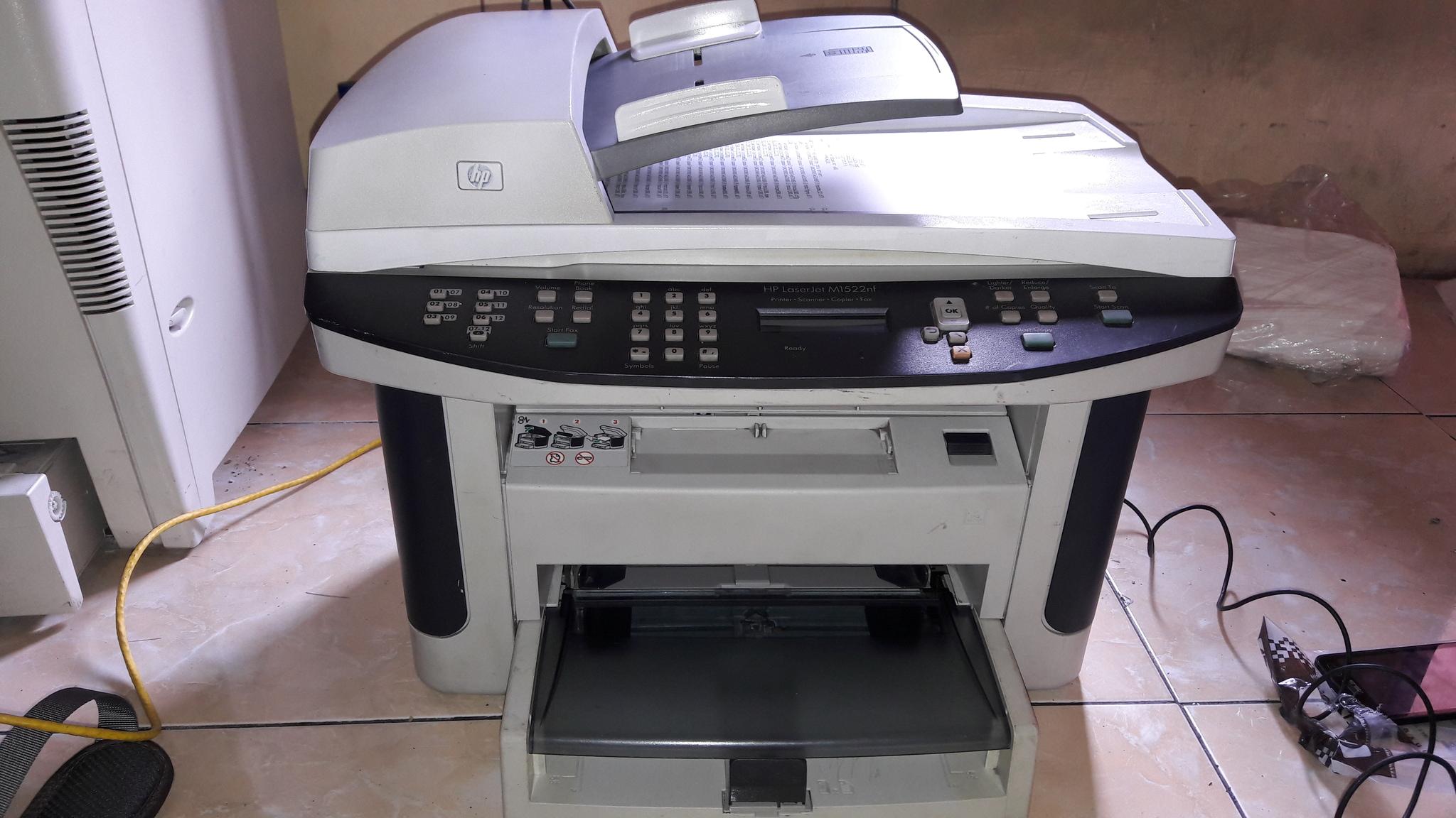 HP LASERJET M1522 MFP UPD PCL 6 DRIVERS PC