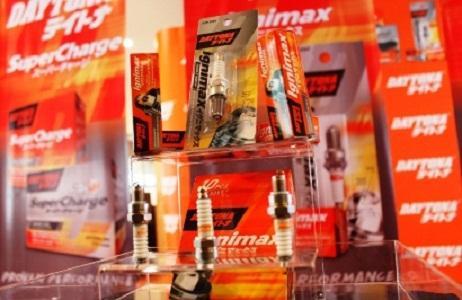 Busi Honda Blade - DAYTONA Ignimax Tapered 3389 Diskon