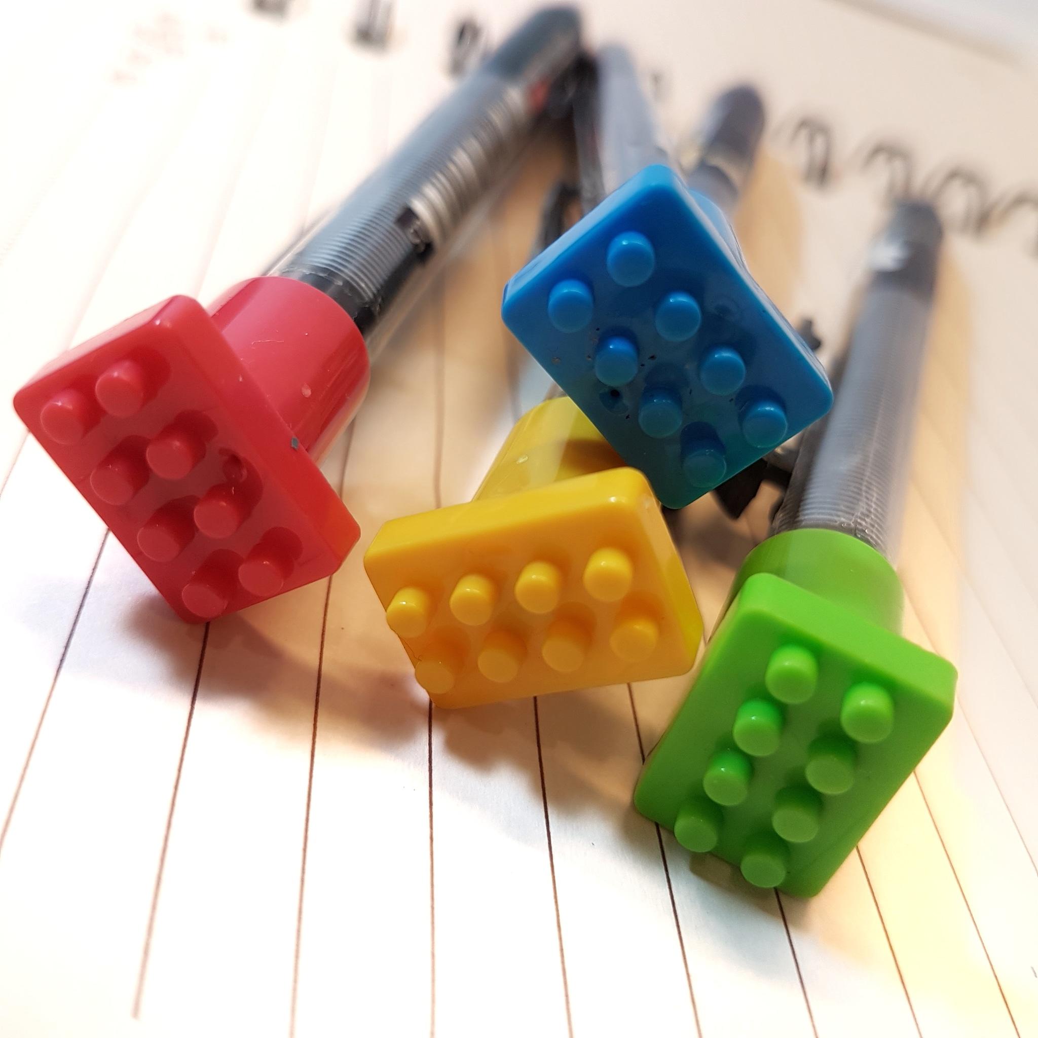 Alat Tulis | Pensil Mekanik | Pensil Ketik Lego Pencil
