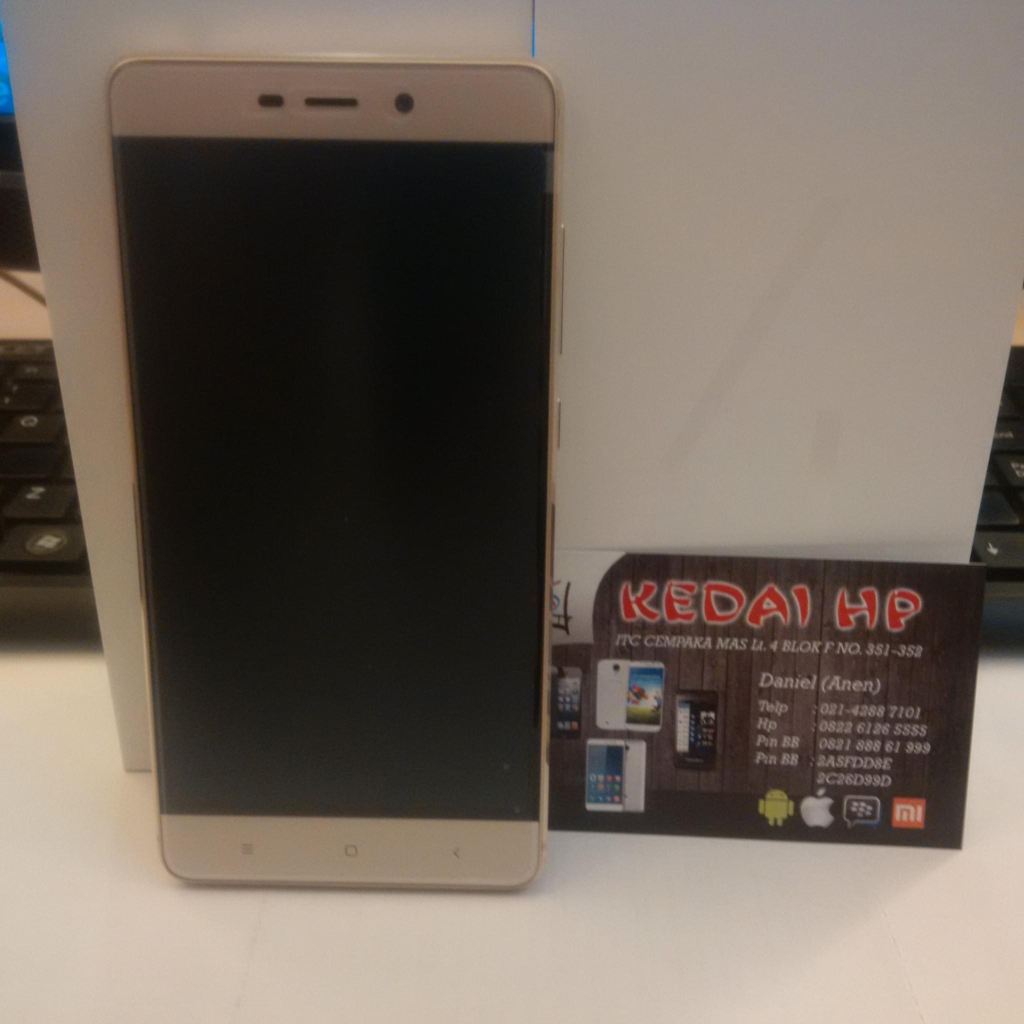 Jual Xiaomi Redmi 4 Prime Ram 3gb Internal 32gb Garansi Distributor Note Smartphone 1 Tahun Kedai Hp Tokopedia
