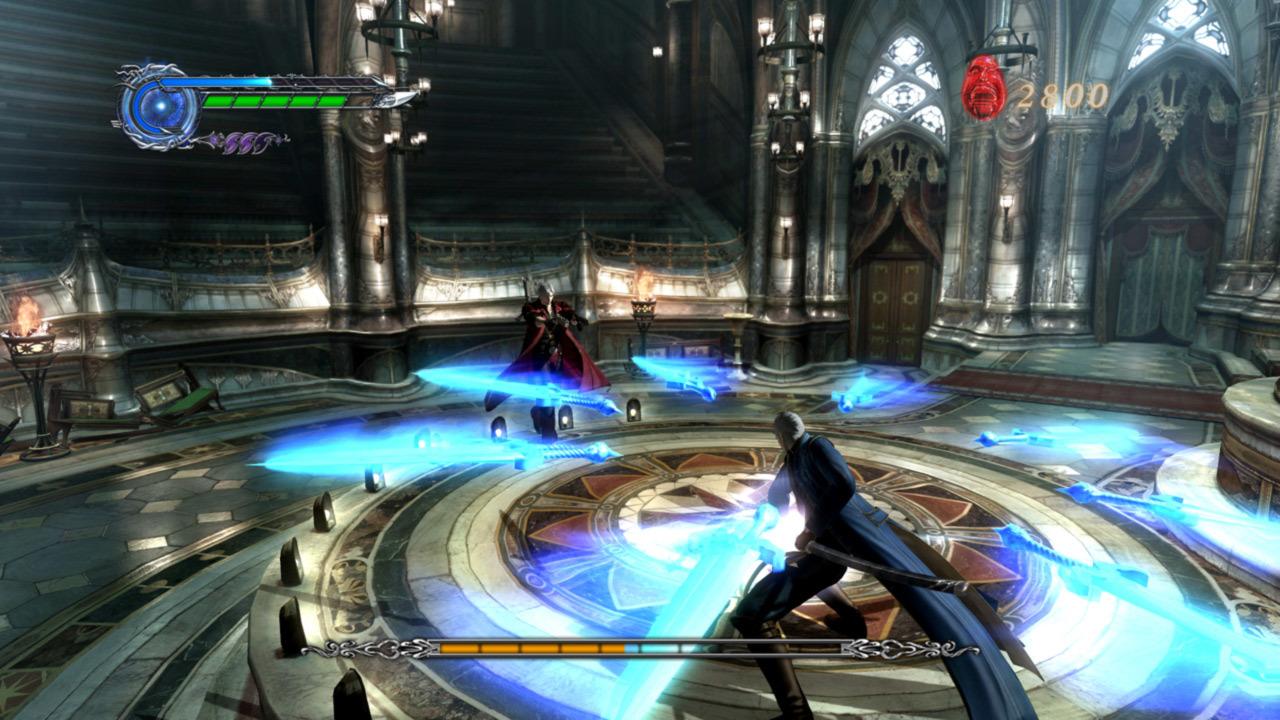 Gambar terkait dari Game Devil May Cry 4 Special Edition