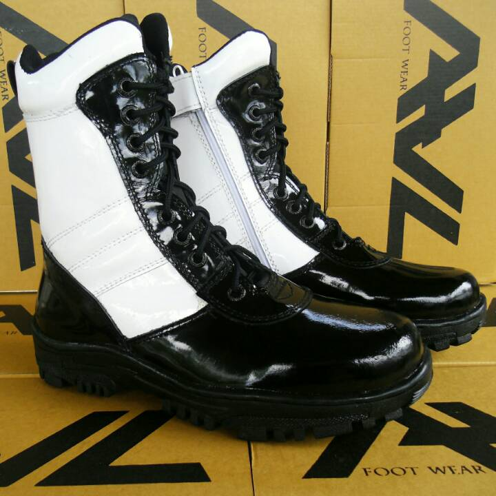 Sepatu PDL Polisi Militer Provost merk AWL
