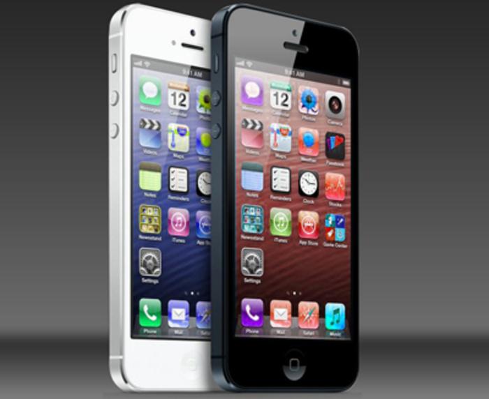 APPLE IPHONE 5 32GB WHITE GARANSI DISTRIBUTOR PLATINUM 1