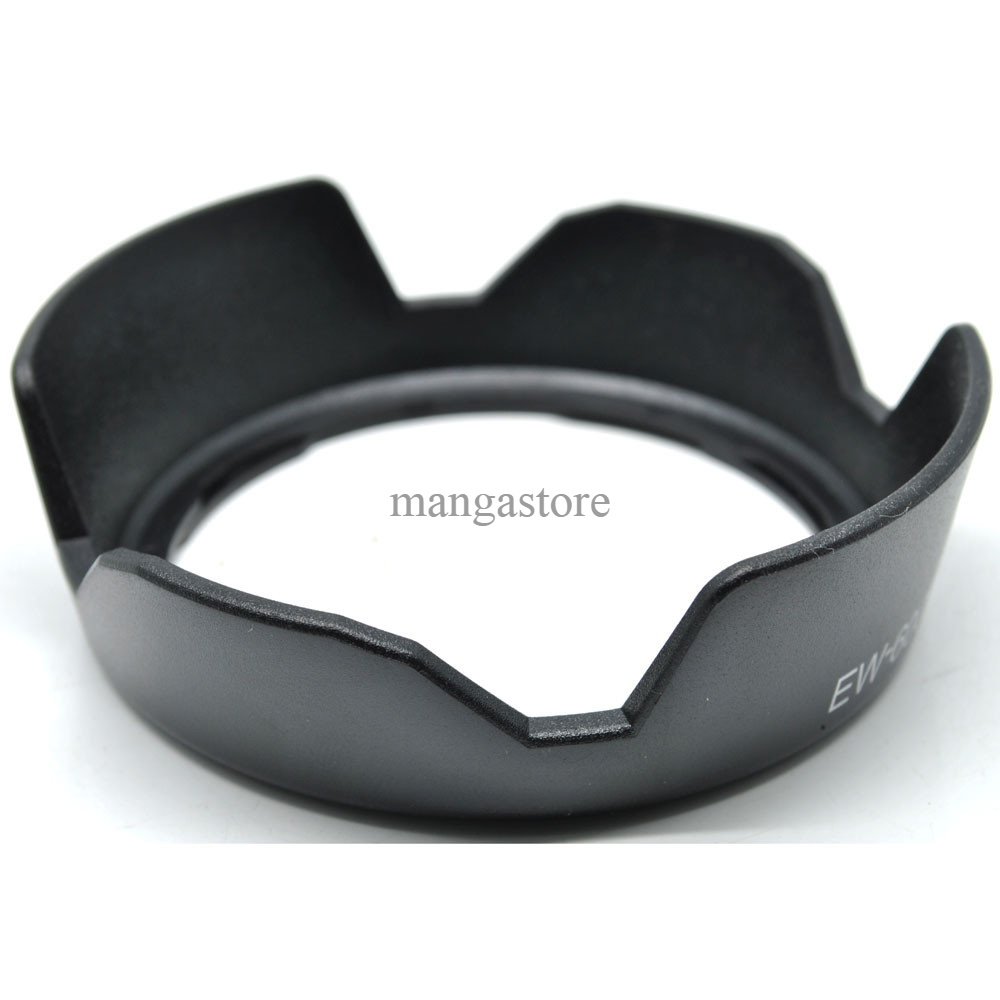 Lens Hood Lotus Style For Canon Camera EW-60C II