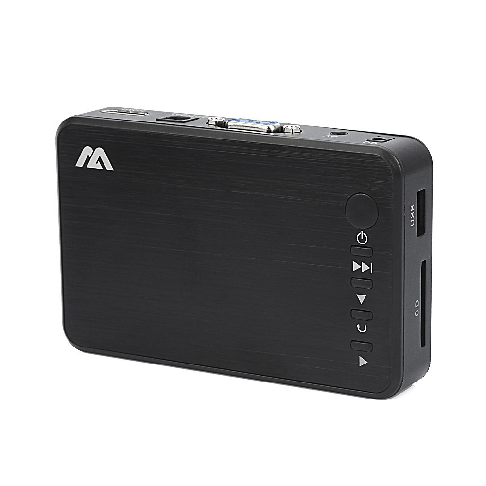 Mini HD Media Player Full HD 1080P
