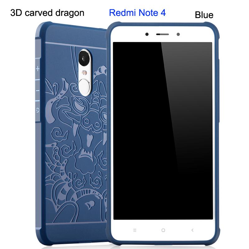 Jual Luxury Case Xiaomi Redmi Note 4 Armor Cocose Dragon