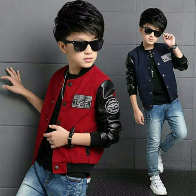 Preorder Jaket & Sweater Anak Import High Quality