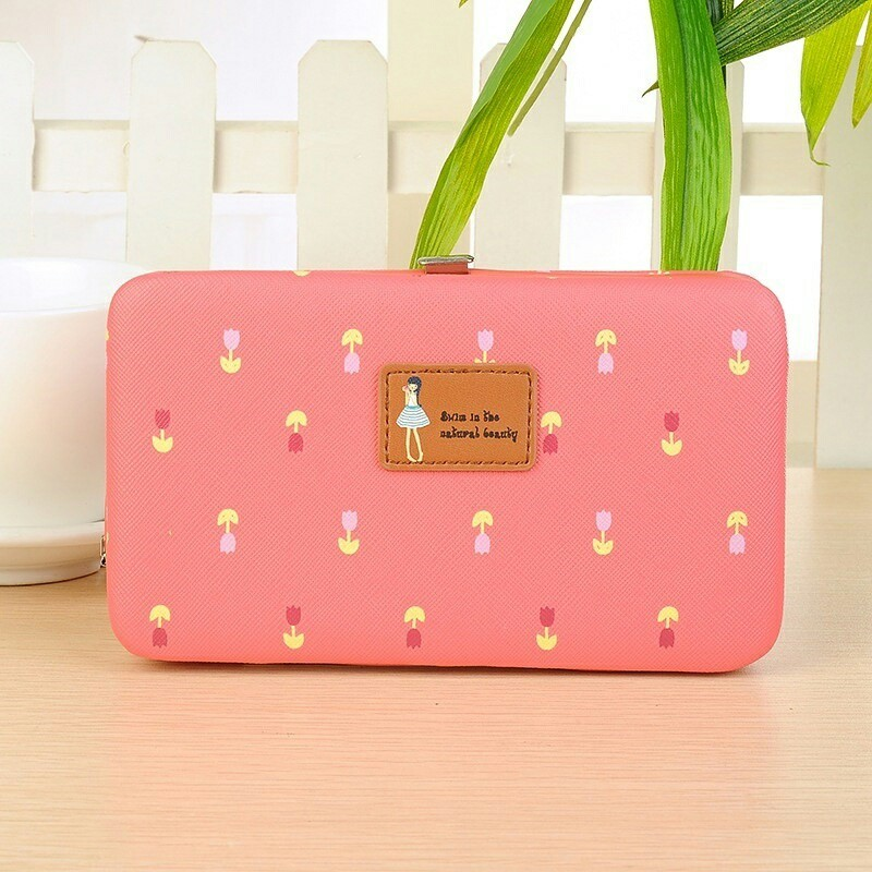 Jual JIMS HONEY WALLET LADY HOT PINK DOMPET .