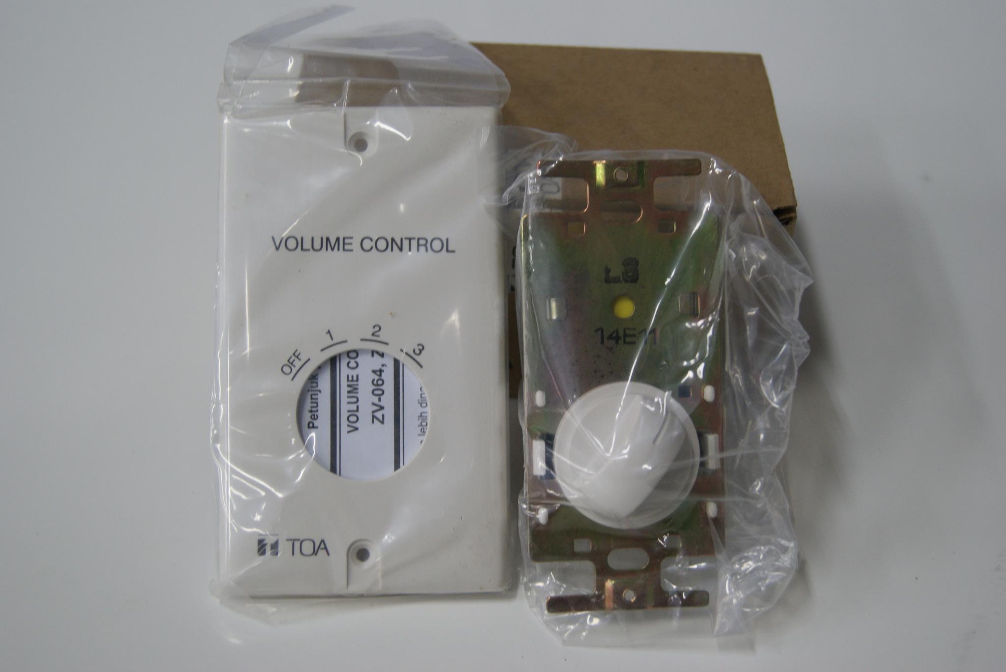 Jual Produk Sun Elektronik Online Termurah Toa Zw G810 Volume Control Attenuator Zv303