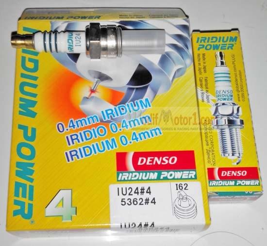 BUSI RACING DENSO IRIDIUM SATRIA FU-THUNDER 125 TYPE IU24