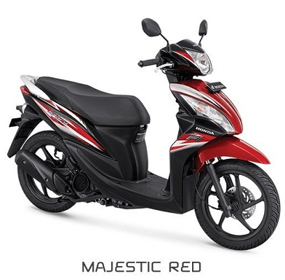 Busi Honda Spacy Helm-In PGM-Fi - DENSO Iridium Power Diskon