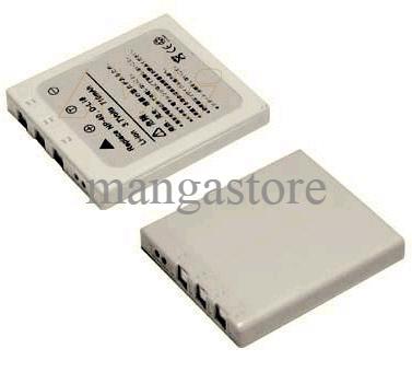 Baterai Kamera FUJIFILM NP-40 NP-40N KODAK KLIC-7005 RICOH D-LI8 SAMSU