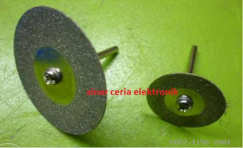 Mata Diamond 40mm Gerinda Potong Utk Mini Grinder Wheel Cutting Disc