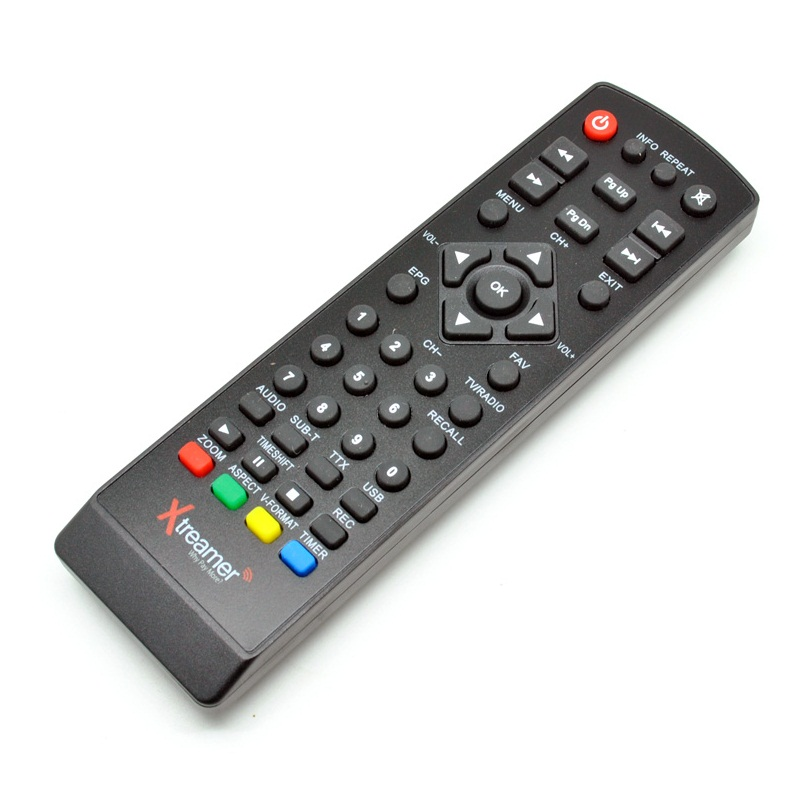 Remote For Xtreamer Set Top Box DVB-T2 BIEN 2