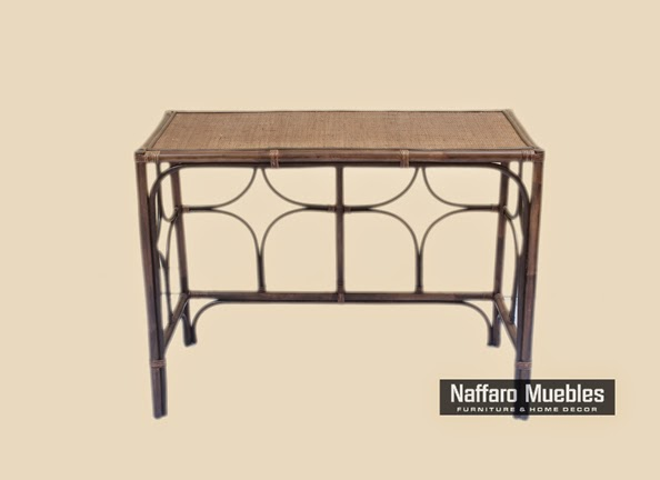 Furniture Table Rattan | Minimalis