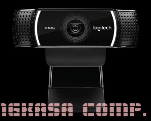 Jual WEBCAM LOGITECH C922 PRO STREAM Baru | Webcam Kamera Video Mura