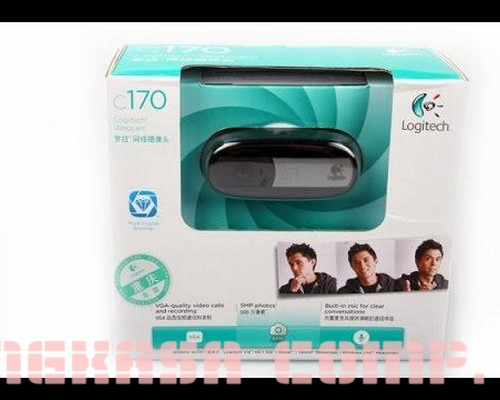 Jual Webcam Logitech C170 Baru | Webcam Kamera Video Murah