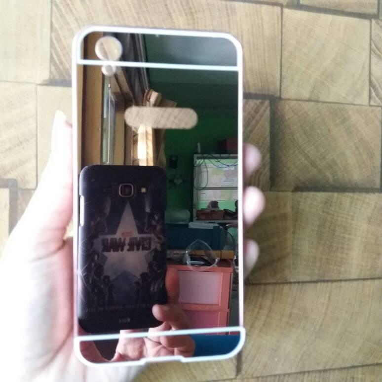 Jual Bumper Mirror Case Oppo Neo 9 A37 Case Mirror Oppo Neo Murah - Shila Hadi