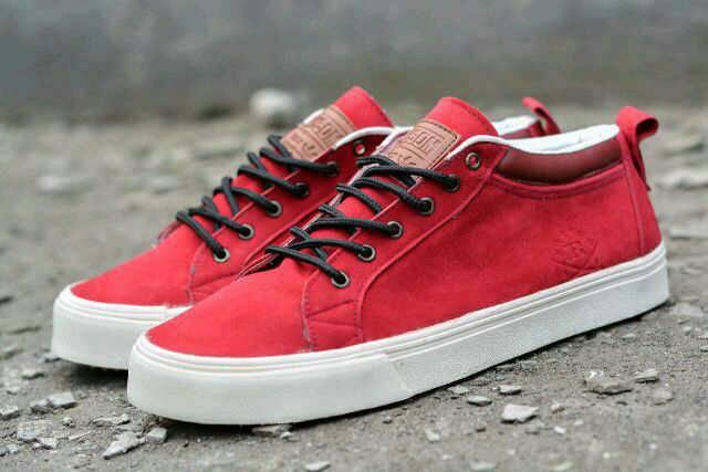 adidas x ransom skateboarding red Murah