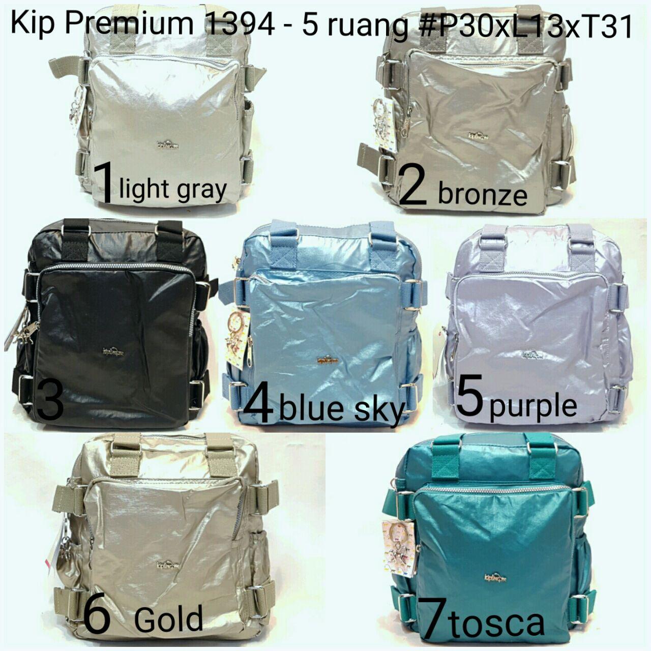 Kipling metallic 3in1 1394 PREMIUM bisa tenteng 5613ec8d2d