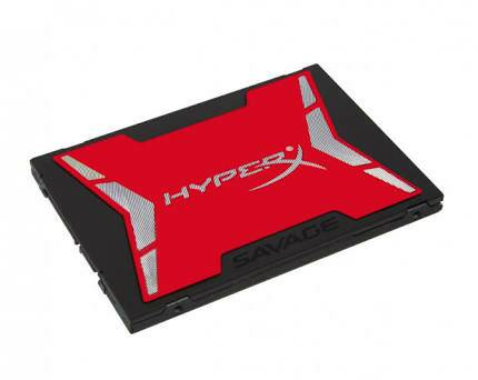 SSD KINGSTON 120GB Hyper X Savage Type SHSS37A