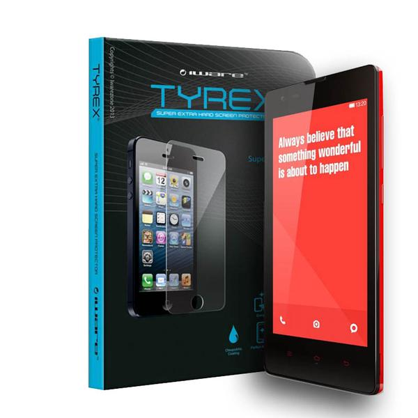 Tyrex Xiaomi Redmi 1s Tempered Glass Screen Protector