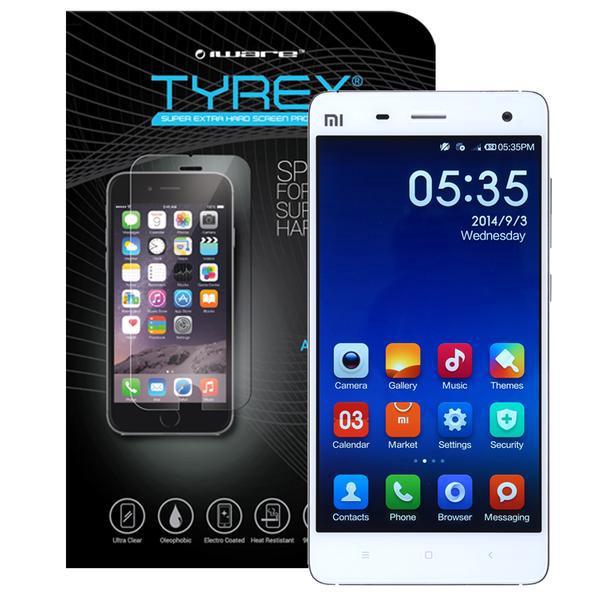 Tyrex Xiaomi Mi4 Tempered Glass Screen Protector