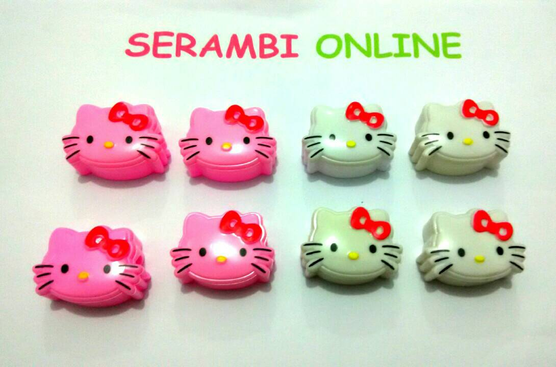 Serutan Unik Lucu Hello Kitty
