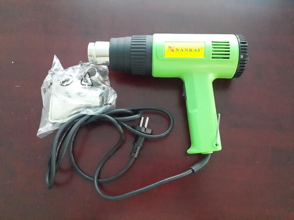 Mesin Hot Gun, Hot Air Gun, Heat Gun Nankai
