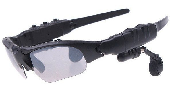 Headset Sunglasses With Bluetooth (Headset Kacamata Bluetooth)