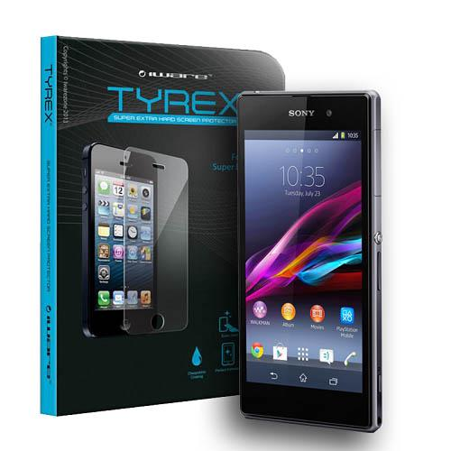 Tyrex Sony Xperia Z1 L39h Tempered Glass Antigores Kaca