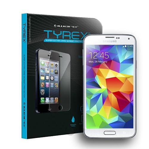 Tyrex Samsung Galaxy S5 Mini - S5 Mini Duos Tempered Glass Antigores