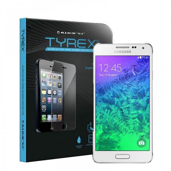 Tyrex Samsung Galaxy Alpha G850 Tempered Glass Antigores Kaca