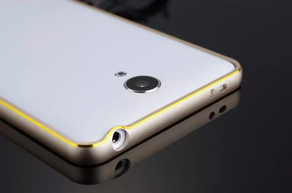 Harga Spesifikasi Casing Xiaomi Redmi Note 2 Metal Aluminium .