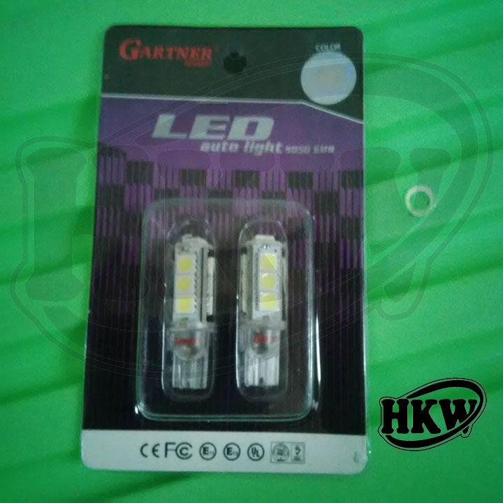 LAMPU LED SENJA GARTNER 10 SMD PUTIH Limited